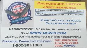 Newport Beach detective